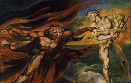 good and evil in paradise lost Discuss the conflict between god vs satan in paradise lost answer: in the poem, paradise lost satan was thrown out of heaven for rebelling against god and all that.